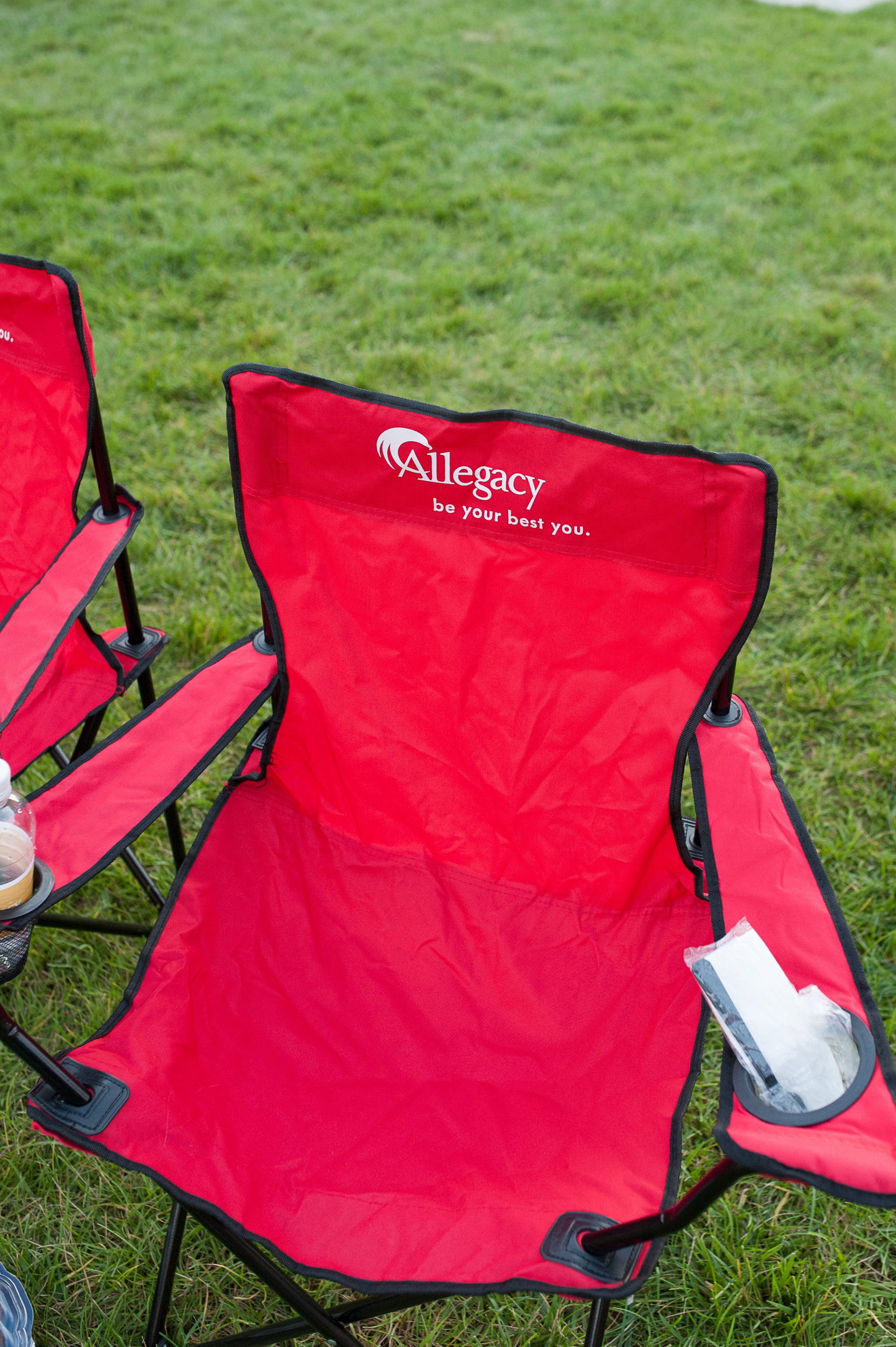 Branded Tailgate Chair
