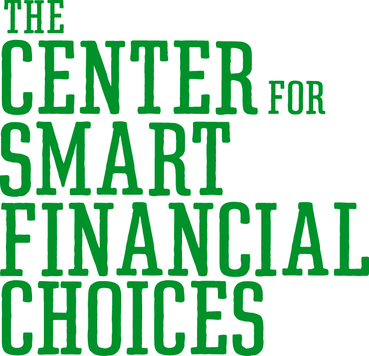 Center for Smart Financial Choices All Type Logo