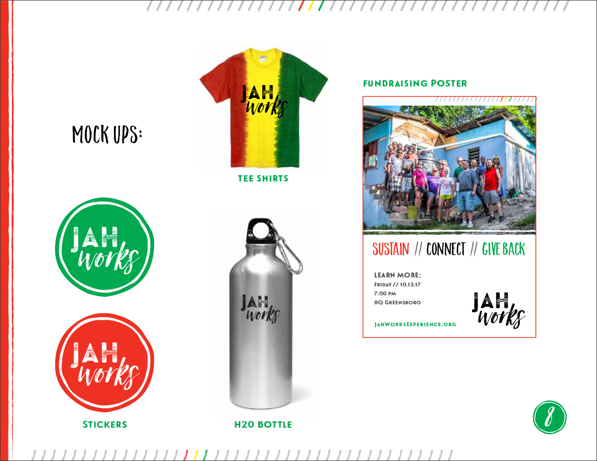 Jah Works Usage Mock Ups