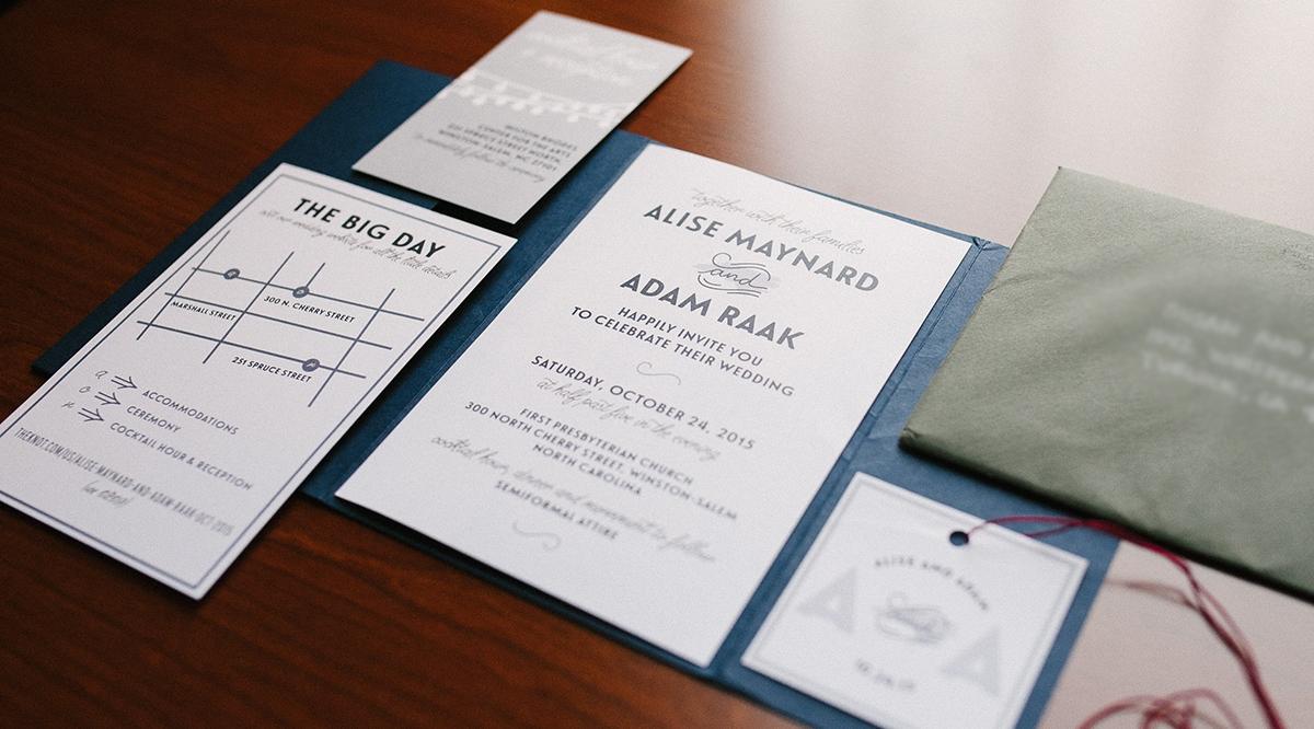 Small Flourishes Wedding Suite